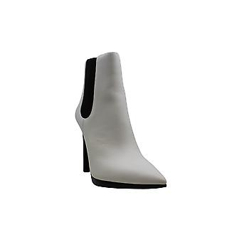 Michael Michael Kors Women's Shoes Brielle Bootie Leather Pointed Toe Ankle F...