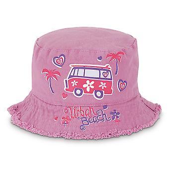 Ragazze stampato Bug Beanie cappello - spiaggia urbana
