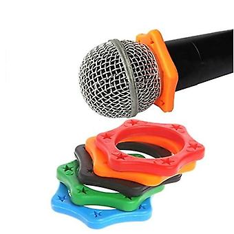 Rubber Anti Slip Roller Ring Protection -for Handheld Wireless Microphone