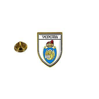 pine pine badge pine pin-apos;s souvenir stad vlag land wapenschild Venetië Italië