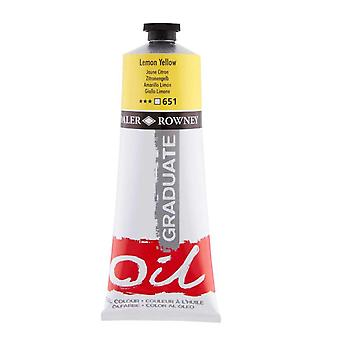 Daler Rowney Graduate Oil Colour 200ml