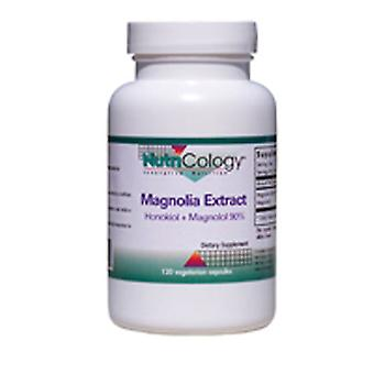 Nutricology/ Allergy Research Group Magnolia Extract, 120 Caps