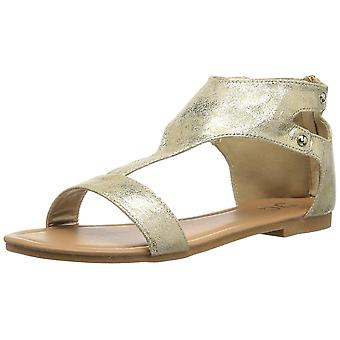 Journee Collection Womens Bevin Open Toe Casual Ankle Strap Sandals