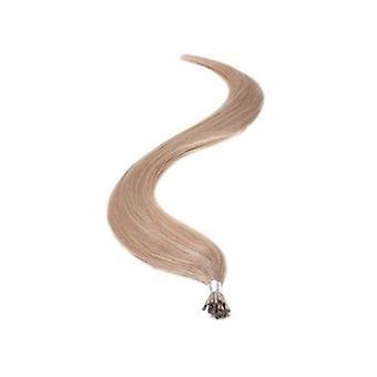 الكبرياء الأمريكي I-TIP الإنسان الشعر ملحقات 18 بوصة - جت الأسود