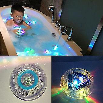 Kids Waterproof Time Led Light Toy