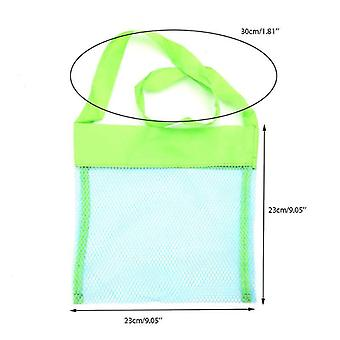 Children Sand-away Carrying Bag Beach Toys, Swimming Pool Mesh Bags