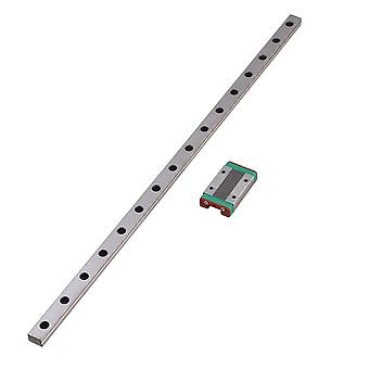 MGN12 400mm Linear Sliding Guide Rail & MGN12H Extension Sliding Block