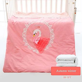 Soft Bed Spread Baby Comforter, Toddler, Bedding Quilt, Infant Blanket