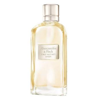 Abercrombie & Fitch Første Instinct Sheer Eau de parfume spray 50 ml
