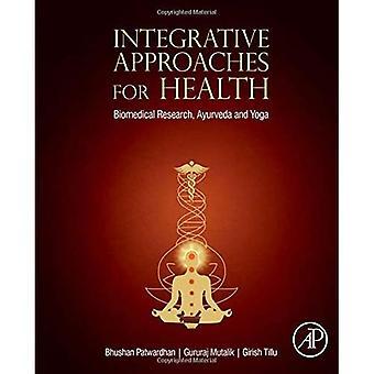 Integratieve benaderingen voor gezondheid: biomedisch onderzoek, Ayurveda en Yoga
