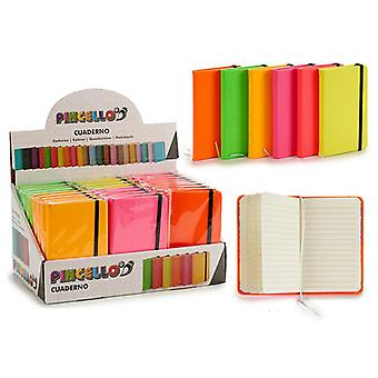 Notebook Closure with elastic band (1,5 x 14 x 9 cm)
