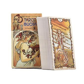 Guidance/divination/fate Oracle Tarot Cards For Family/party Entertainment