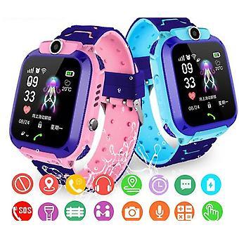 Q12 Kids Smart Watch Kids Sos Phone Watch Smartwatch With Sim Card Photo