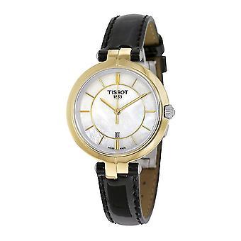 Tissot T0942102611100 Flamingo Madre de Perla Dial Reloj de señoras