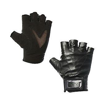 Puma x Selena Gomez στυλ γυναικών ποδηλάτης γάντια χωρίς δάχτυλα μαύρο 041526 01