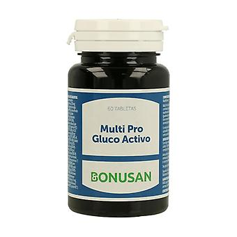 Multi Pro Gluco Active 60 tablets