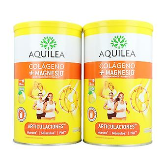 Aquilea Joints Collagen + Magnesium Duo Pack 2 units of 375g