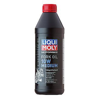 Liqui Moly 1L 10W Huile de fourchette moyenne - 2715