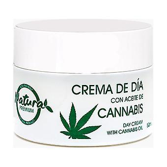 Day Cream with Cannabis Oil 50 ml of cream