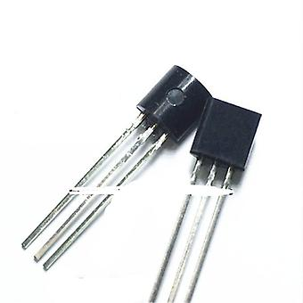 Bc547+bc557 To92 25pair Bc547b bc557b כל טרנזיסטור ל-92 חדש ומקורי Ic
