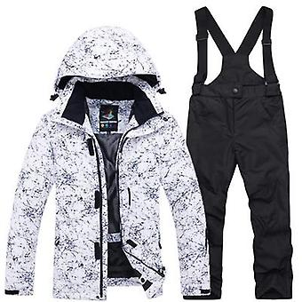 Super Warm Ski Jacket Pants Set
