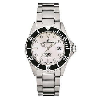 Revue Thommen Men's Watch Analog Automatic XL Diver 17571.2127 Stainless Steel
