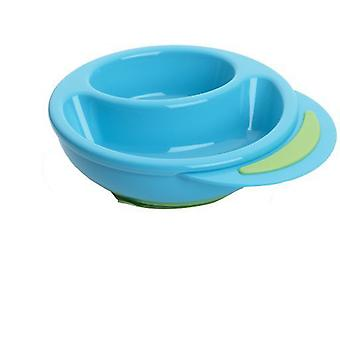 Playgro Blue Bowl Dish with Suction Cup and Divisions