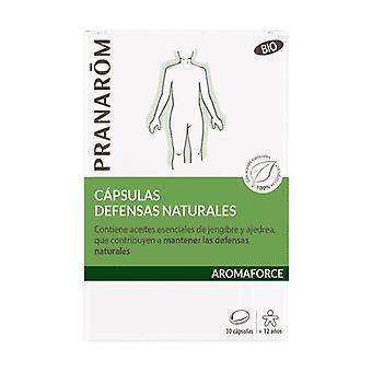 Aromaforce Bio natural defenses 30 capsules