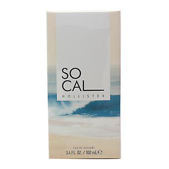 Hollister zo Cal Eau De Cologne 3.4 oz/100 ml nieuw In doos