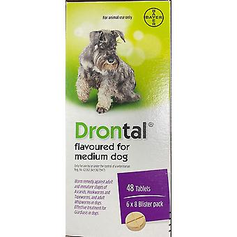 Drontal Chewable Dogs - 5 Chews