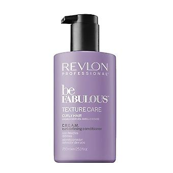 Revlon Be Fabulous - Conditioner for Curly Hair 750ml