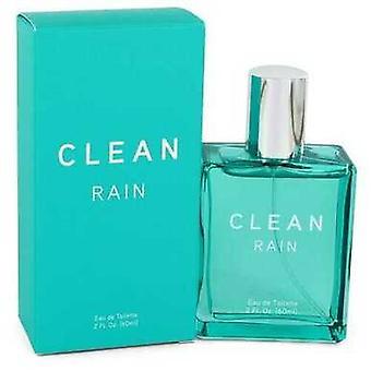 Clean Rain By Clean Eau De Toilette Spray 2 Oz (women) V728-547195
