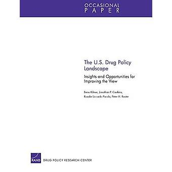 The U.S. Drug Policy Landscape - Insights and Opportunities for Improv