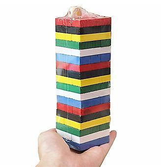 Puiset Montessori-rakennuspalikat Domino