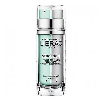 Lierac Sebologie Double Concentrate Day and Night 30 ml