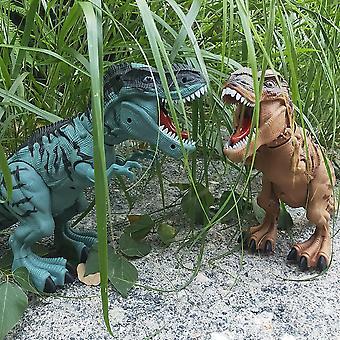 Enfants Amazing Spray Electric Walking Dinosaur Tyrannosaurus Rex Lay Egg