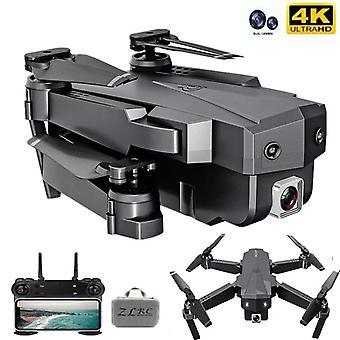 Mini sg107 drone 4k dubbelkamera hd xt6 wifi fpv drone lufttryck fast höjd fyraxlade flygplan rc helikopter med kamera