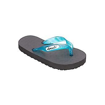 Paikalliset alkuperäiset flip flop sandaalit