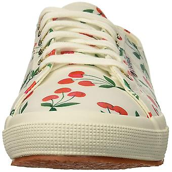 SUPERGA Womens 2750 Satinfantw lage top Lace up Fashion sneakers