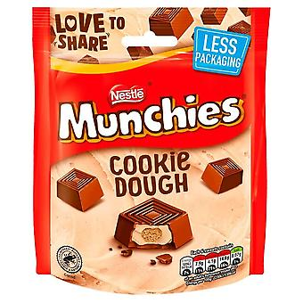Nestle Munchies Cookie Dough 101g x 8 pussia