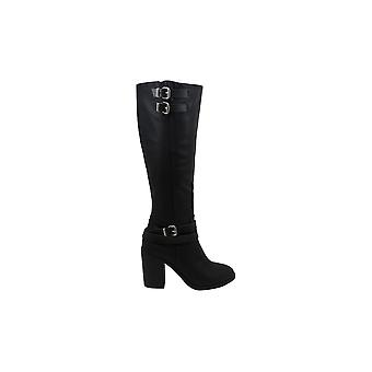 Madden Girl Womens Edrea Closed Toe Over Knee Fashion Boots