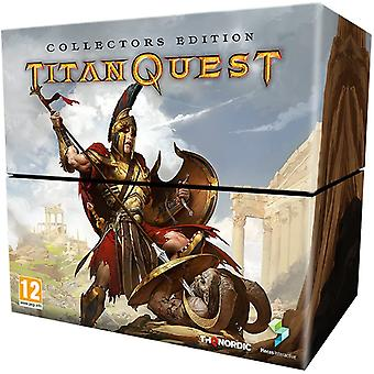 Titan Quest Collector's Edition Xbox One Game