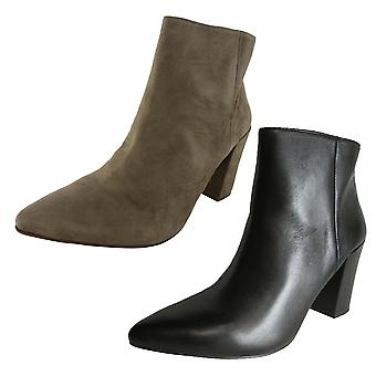 Steven Women Lidiaa Zip Ankle Bootie Shoe