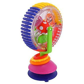 3 Color rotating ferris wheel windmill, multifunctional baby toy windmill az8866