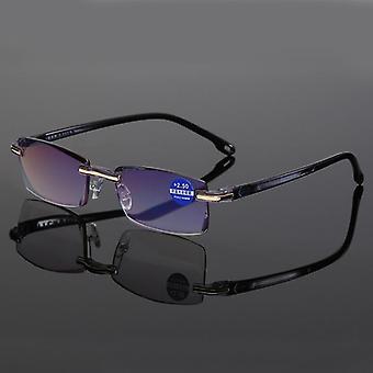 Anti-blue Light Computer Reading Glasses Presbyopia & Men