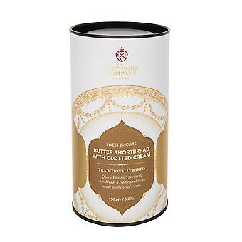 Východoindická spoločnosť - Maslový sušienka s zrazeninovým krémom Sladké sušienky 150g