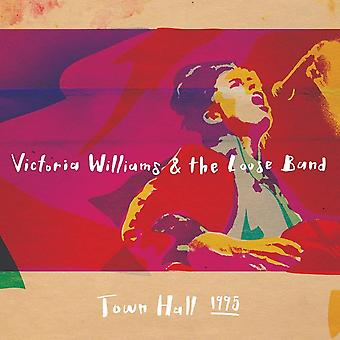 Victoria Williams & The Loose Band - Skiva från rådhuset 1995