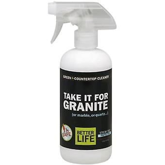 Better Life Take It For Granite Counter Top Cleaner, 16 oz