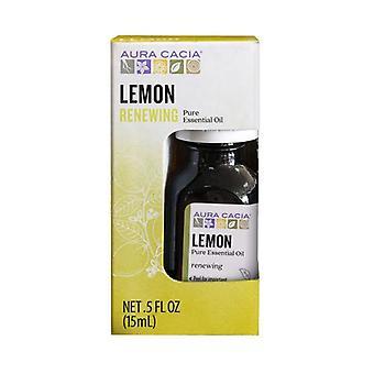 Эфирное масло Ауры Кахии, Лимон 0,5 унции