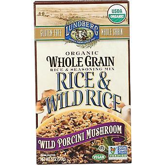Lundberg Mix Rice Wg & Wld Rice Ms, Case of 6 X 6 Oz